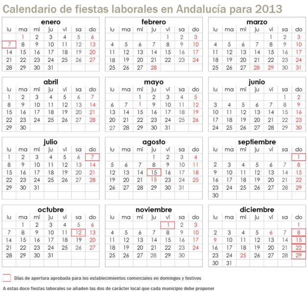 Calendario Del Ano 1965.Retribuciones